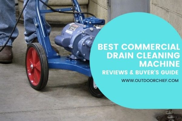 Best commercial drain cleaner