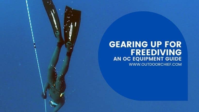 Freediving gear guide