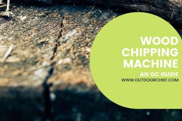 Guide to wood chipping machine