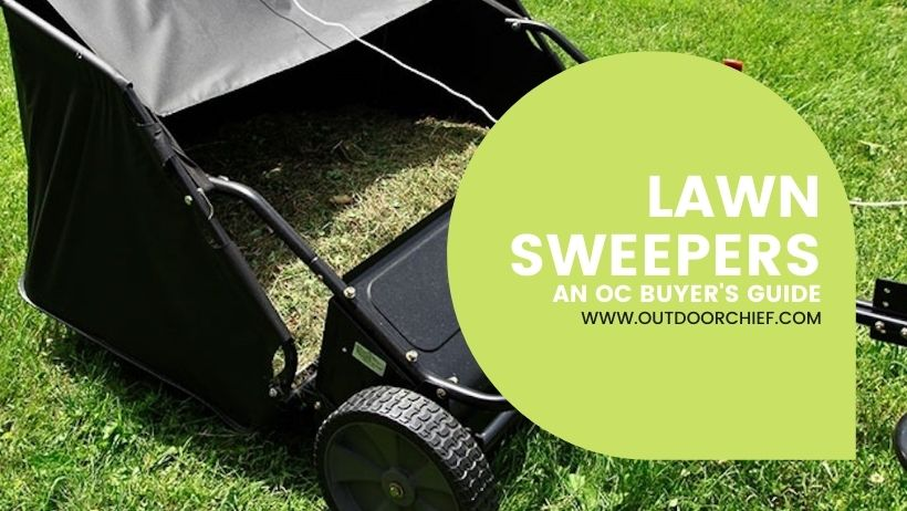 Lawn Sweeper Guide