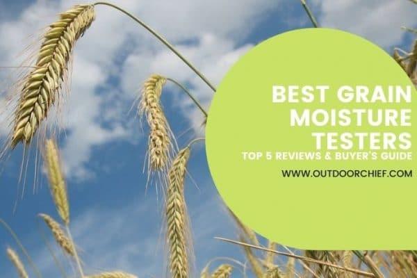 best grain moisture detector