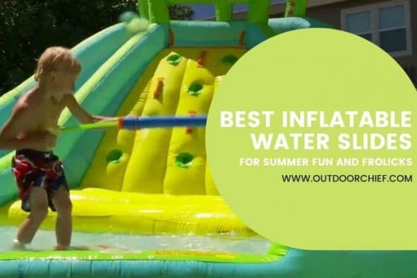 best inflatable slides