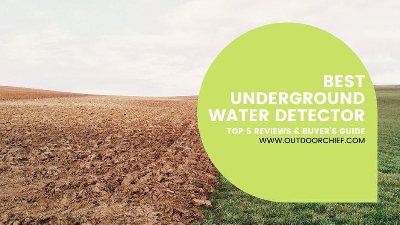 best underground water detector