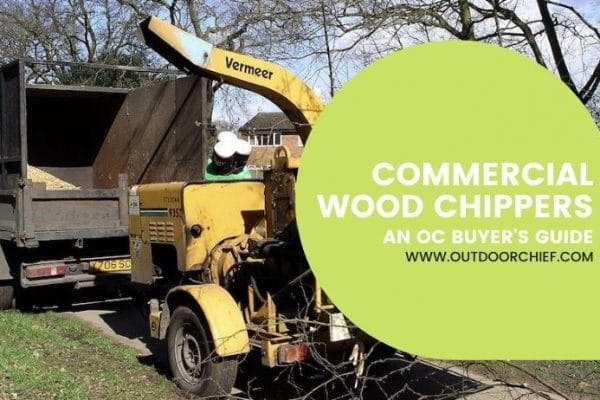 commercial wood chipper guide