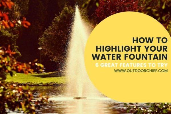 water fountain guide