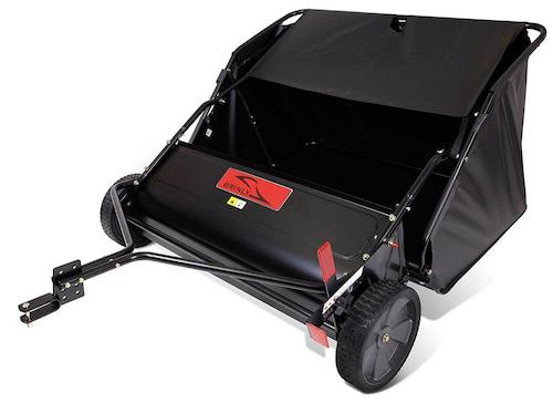 Brush Unit lawn sweeper