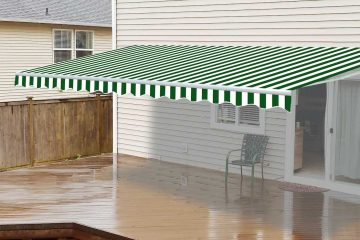 best retractable awning