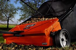 lawn sweeper featured