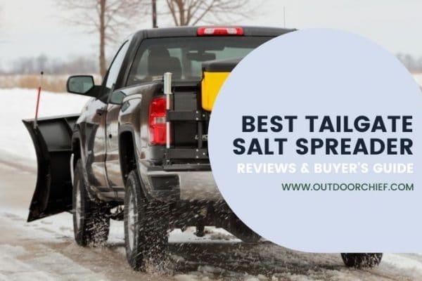 best tailgate salt spreader