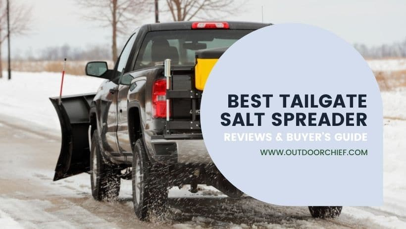 best tailgate salt spreader