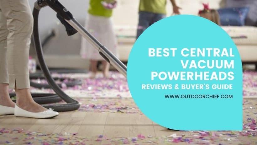 best central vacuum powerheads