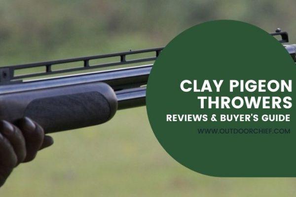 best clay pigeon thrower