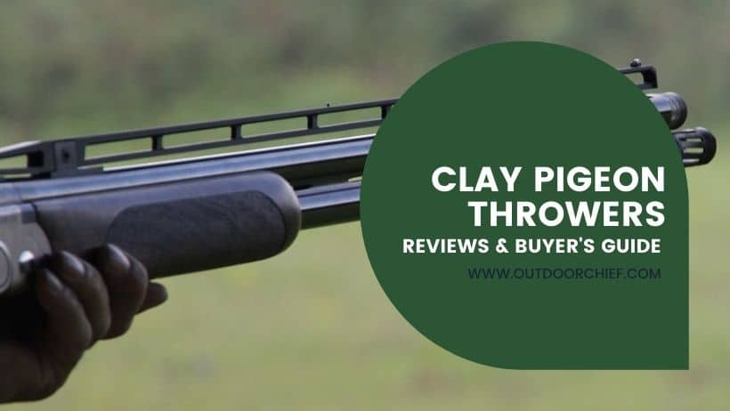 best clay pigeon thrower