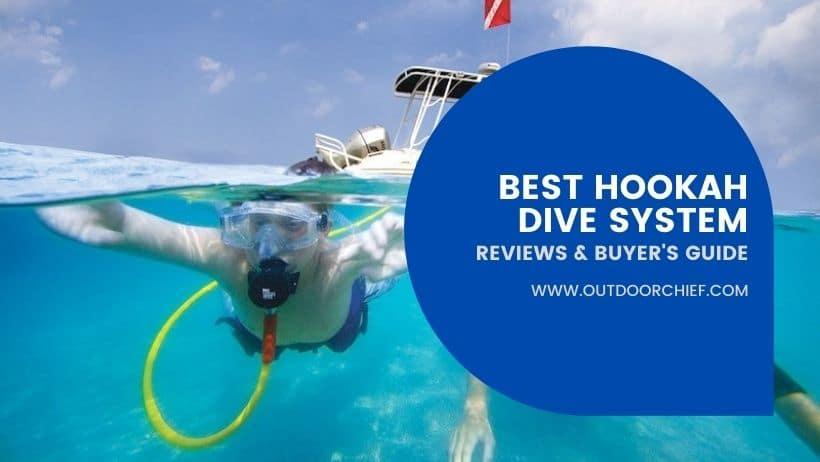 best hookah dive system