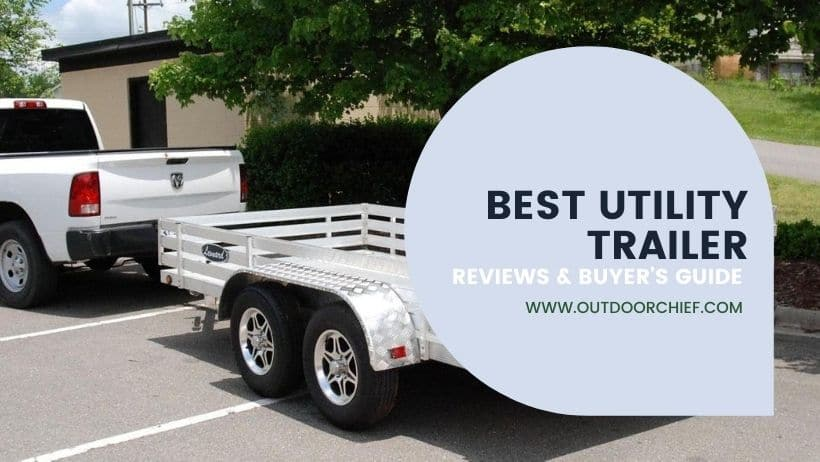 best utility trailer