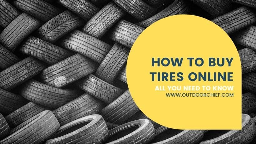 how to buy tires online