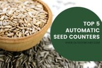 Automatic seed counter review
