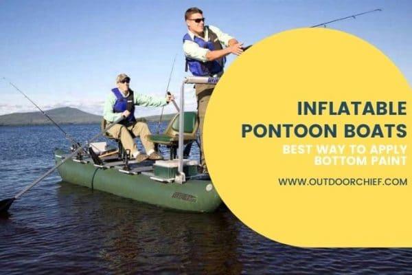 Pontoon boat guide