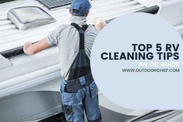 Rv cleaning tips