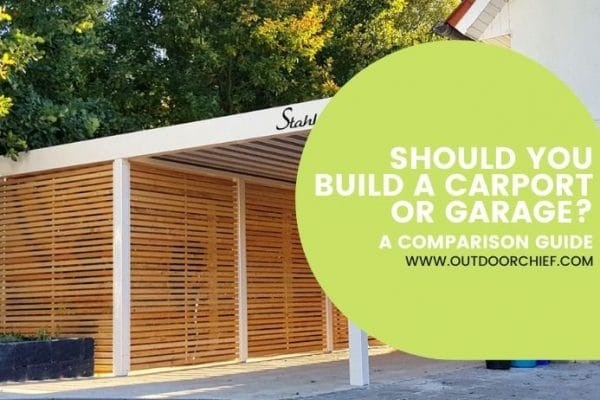 carport vs garage guide