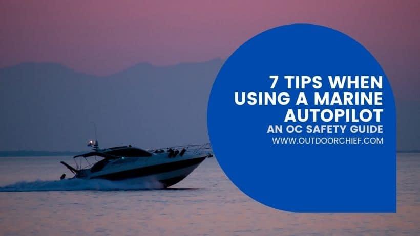 marine autopilot guide