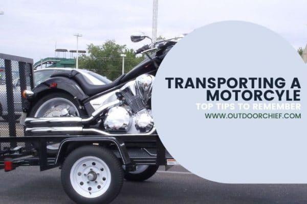motorcyle loading