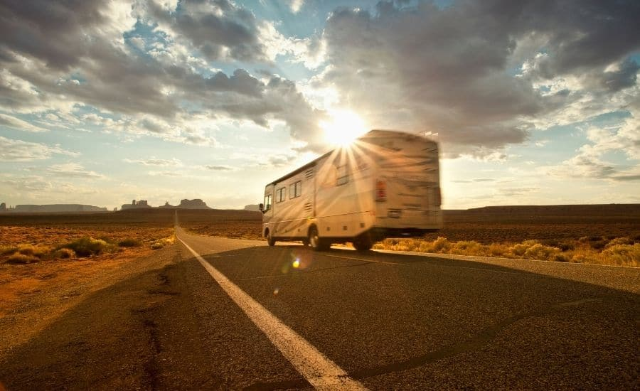 rv driving guide