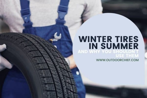 winter tires in summer guide
